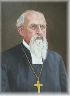 Muotokuvapiispa Otto I. Collianderista