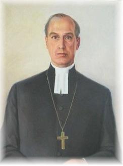 Muotokuva piispa Martti Simojoesta
