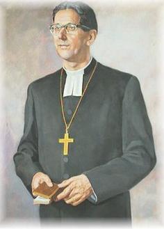 Muotokuva piispa Osmo Alajasta