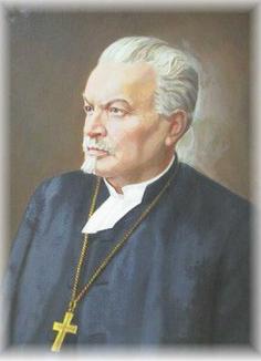 Muotokuva piispa Erkki Kailasta