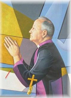 Muotokuva piispa Kalevi Toiviaisesta
