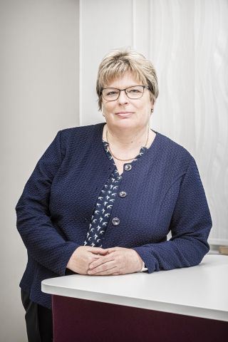 Toimistosihteeri Anne Teittinen