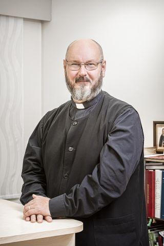 Hiippakuntasihteeri Timo Rosqvist