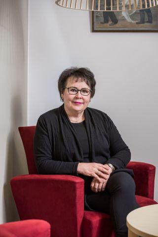 Hiippakuntasihteeri Ulla-Maija Harju